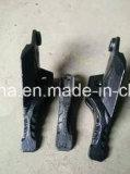 Pièces de rechange d'excavatrice de dents de turlutte des pièces de machines de construction 4t5502tl