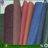 窓カーテンおよびソファーのための織物によって編まれるポリエステル防水Frの停電ファブリック