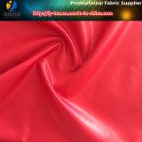 Taft des Polyester-360t mit schwerem Cire Faceside für Umhüllung