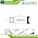 Verkaufender kundenspezifischer OTG Spitzentyp Stock C USB-3.0 mit Soem-Firmenzeichen