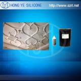 Gomma di silicone di modellatura della decorazione del gesso con il campione libero
