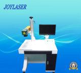 Máquina de fibra óptica de Ambiental-Protección de la marca del laser de la serie