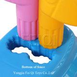 Frontière de sécurité en plastique colorée détachable de jeu d'enfant en bas âge de frontière de sécurité de huche de bébé