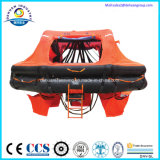 Ce aprovado Davit-Lauched Inflatable Life Raft