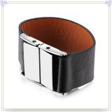 De Armband van het Leer van de Juwelen van het Leer van de Juwelen van de manier (LB853)