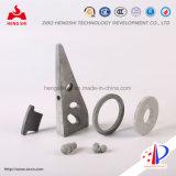 Produits structuraux irréguliers métallisés de carbure de silicium de nitrure de silicium pour l'industrie de métallurgie