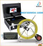Sistema de inspección del dren de la tubería del contador de la longitud y del tubo de los teclados