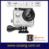 камера Ox-H9plus действия спорта WiFi камеры спорта 4k 30fps