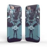 TPUのiPhone 7のためのImlによって印刷される携帯電話カバー