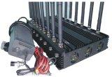 16 antena todos en una emisión llena de la señal del teléfono celular de las frecuencias