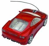 Мышь автомобиля Gamer связанная проволокой для компьютера