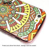 Caja suave de electrochapado del teléfono de la relevación TPU de Shs para el iPhone 7