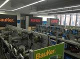 Fixtecの動力工具355mmの2400Wによって断ち切られた機械/切断は鋸引き機械を見た