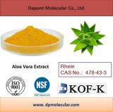 Proveedor chino Aloe Vera Extract Rhein Powder