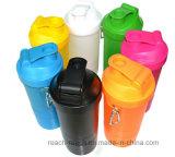 copo plástico do abanador da proteína 450ml (R-S039B)