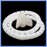 Пластичная соединительная кабельная муфта змейки управления провода 1.5 кабеля хранения коробки метра полосы всеобщего хомута для кабелей спиральн оборачивая