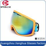 Les lunettes extérieures bon marché matelassées de mousse de ski de neige de Snowmobile de moto de type les plus neuves