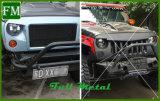Rächer-Ineinander greifen-Gitter-Insekt-Netzschroffes Ridge-Gitter für JeepWrangler Jk