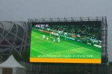 Tarjeta de pantalla video de la visualización de LED P10 para hacer publicidad de la fábrica de China