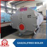 Industrielle 2.1MW-0.7MPa sparen Energie-Gas und ölbefeuerten Warmwasserspeicher