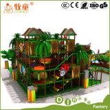 Многофункциональное крытое оборудование спортивной площадки детей