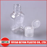 Пустая плоская форменный пластичная бутылка любимчика 40ml