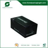 Schwarzer Farben-Druckpapier-verpackenkasten