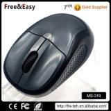 Связанная проволокой мышь USB 3 кнопок малого размера лоснистая оптически