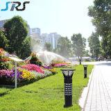 2016 heiße Art Produkt kundenspezifisches 4000k und RGB-Solargarten-Licht des Rasen-LED