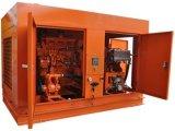 Max. Trabajo Pressure2500 Bar / Max. Discharge25 l / min Motor Diesel Driven máquina de limpieza de alta presión