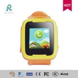 Perseguidor elegante personal del reloj del GPS para el agua colorida R13s resistente de la visualización del niño