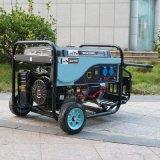 バイソン((h) 4kw 4000W 4kv Electirc中国) BS5500pの開始の長期間の時間携帯用電動発電機220V
