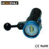 El CREE vendedor caliente Xml 2 LED 2600 máximos Lm impermeabiliza la luz que se zambulle del 100m con la luz de cinco colores para el vídeo
