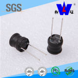 Taille 8 * 10mm 1mh Radial Leaded Power Fixed Inductor