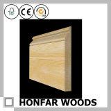 Доска обхода строительного материала деревянная для проекта здания гостиницы