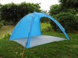 عمليّة بيع حارّ يفرقع حماية [أوف] فوق شاطئ [سون] ظل خيمة
