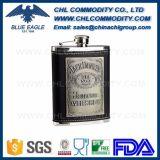 漏斗の品質の高品質の携帯用ウィスキーの情報通のフラスコ