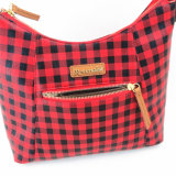 Moda marca PU high-end portátil Shoulder Diagonal Bag