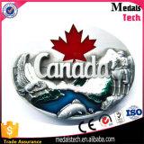пряжка пояса клена Канады с мягкой эмалью