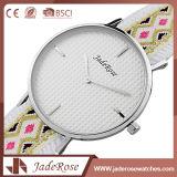 Reloj del cuarzo de las señoras del estilo chino de la manera