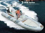 4,8 Meter Rígido Barco Inflable (RIB-480)