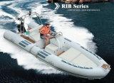 4.8 Bateau gonflable rigide de mètre (RIB-480)