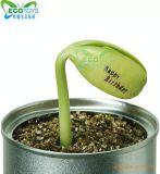 Fabrik-Zubehör-Form-Büro gravierte Bohnen-Spielzeug-eingemachte Pflanzen