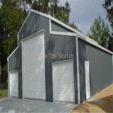 Construction résidentielle préfabriquée ouvrée méticuleuse de Chambre de structure métallique