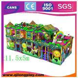 Heißer verkaufender verwendeter Kind-weicher Innenhandelsspielplatz für Verkauf