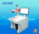 Máquina de la marca del laser de la fibra del Grande-Formato de la calidad que empalma superior