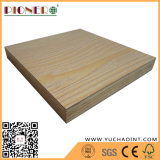 La meilleure qualité E1 / E2 en mélamine contre facetté contreplaqué laminé pour meubles