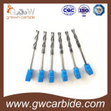Carbide End Mill 3 Flutes pour Aluminium
