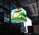실내 나이트 클럽 벽 발광 다이오드 표시 LED 입방 전시