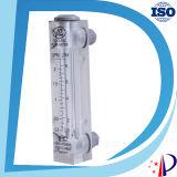 Установленный панелью ротаметр газа акрилового измерителя прокачки механически портативный